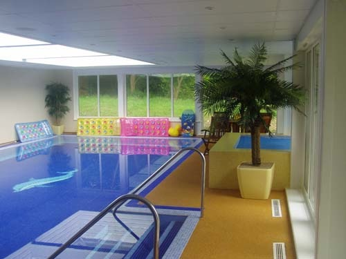 Indoor Swimming Pool - LM Associates - Architects in Sussex, Surrey, Kent, London