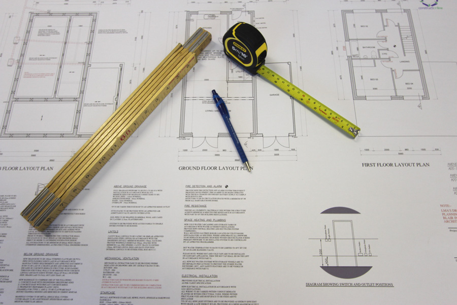 Measured Building Survey in Sussex, Surrey or Kent