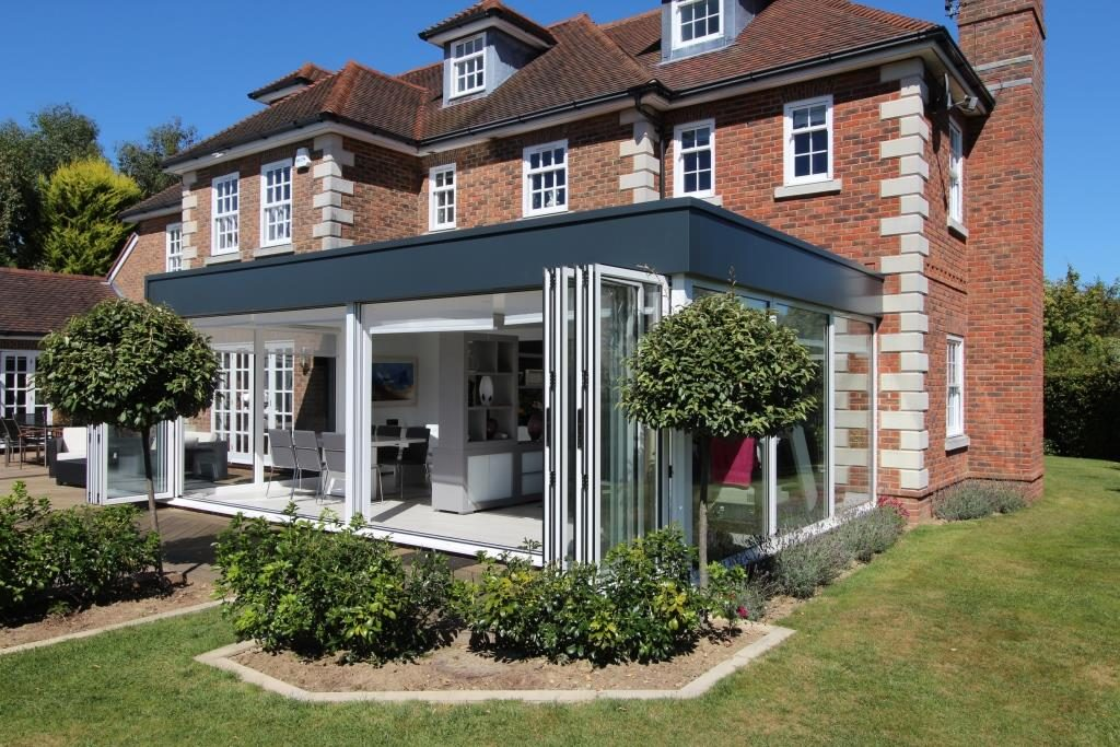 Architect in Horsham & Crawley - House extension in West Sussex