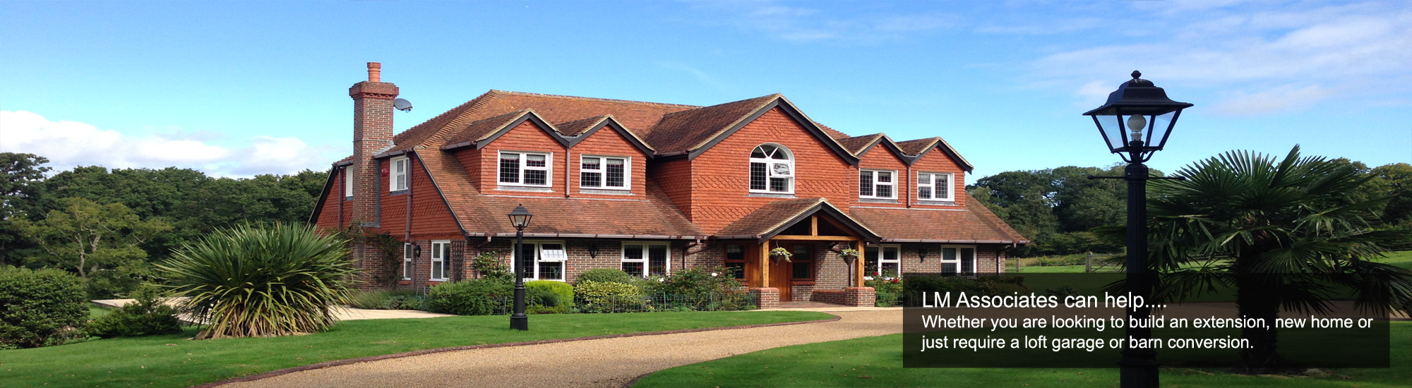Architects in Sussex, Surry, Kent & Architectural Services