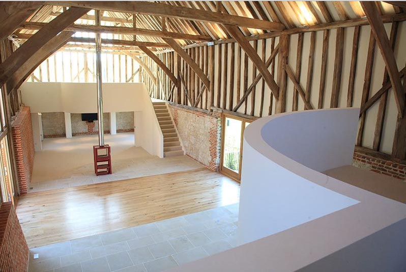 Barn Conversion Sussex (10)