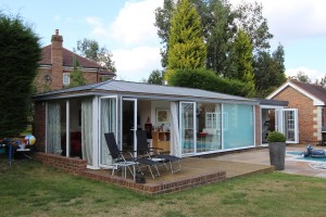 Large Extension Horsham Pool Room